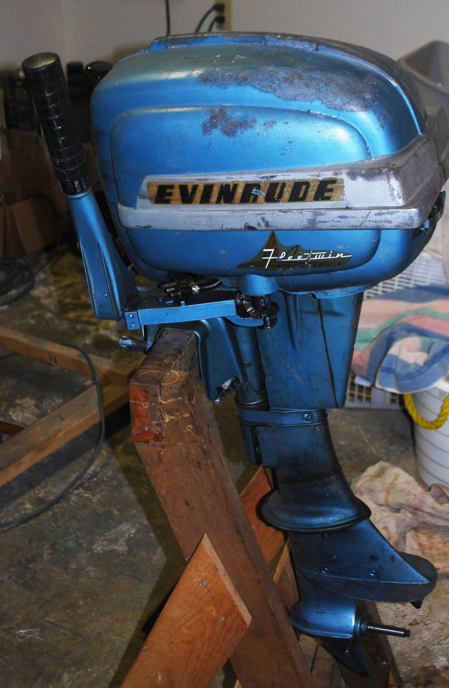 Parts for 1953/1954/1955 Evinrude 7 5 HP Outboard Motors
