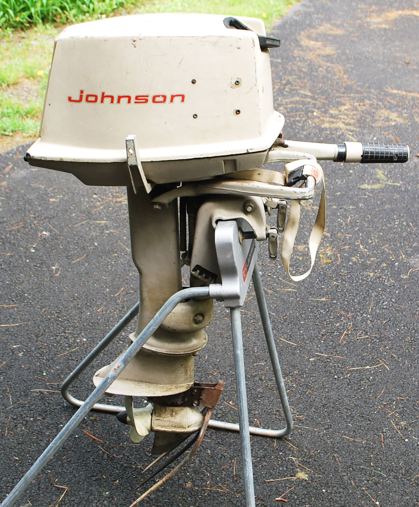 Parts for 1964 Johnson 5 1/2 HP Outboard Motor