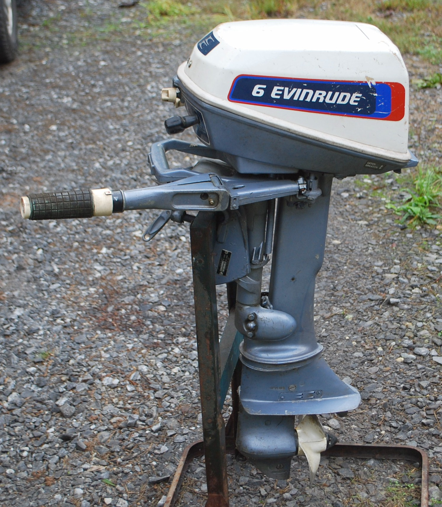 Parts for 1976 Evinrude 6 HP Outboard Motors