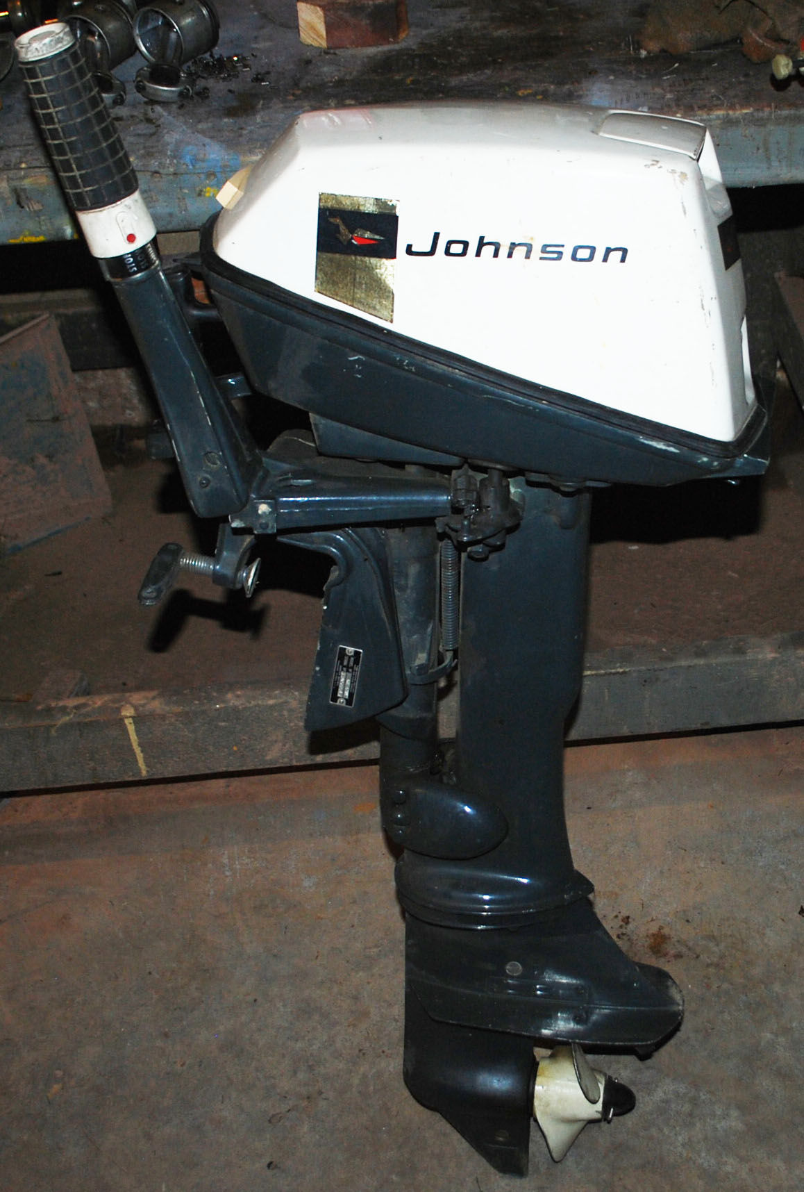 Parts for 1969 Johnson 6 HP Outboard Motor