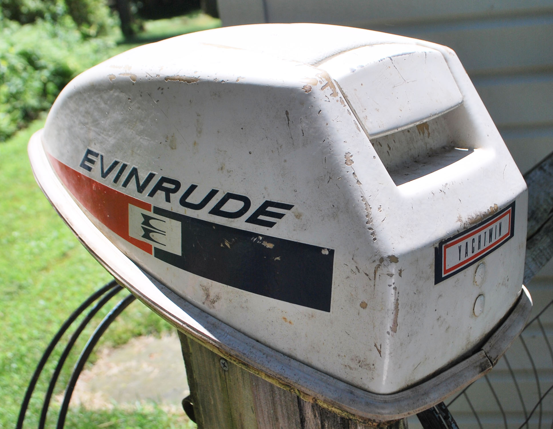 Parts for 1970 Evinrude 4 HP Outboards