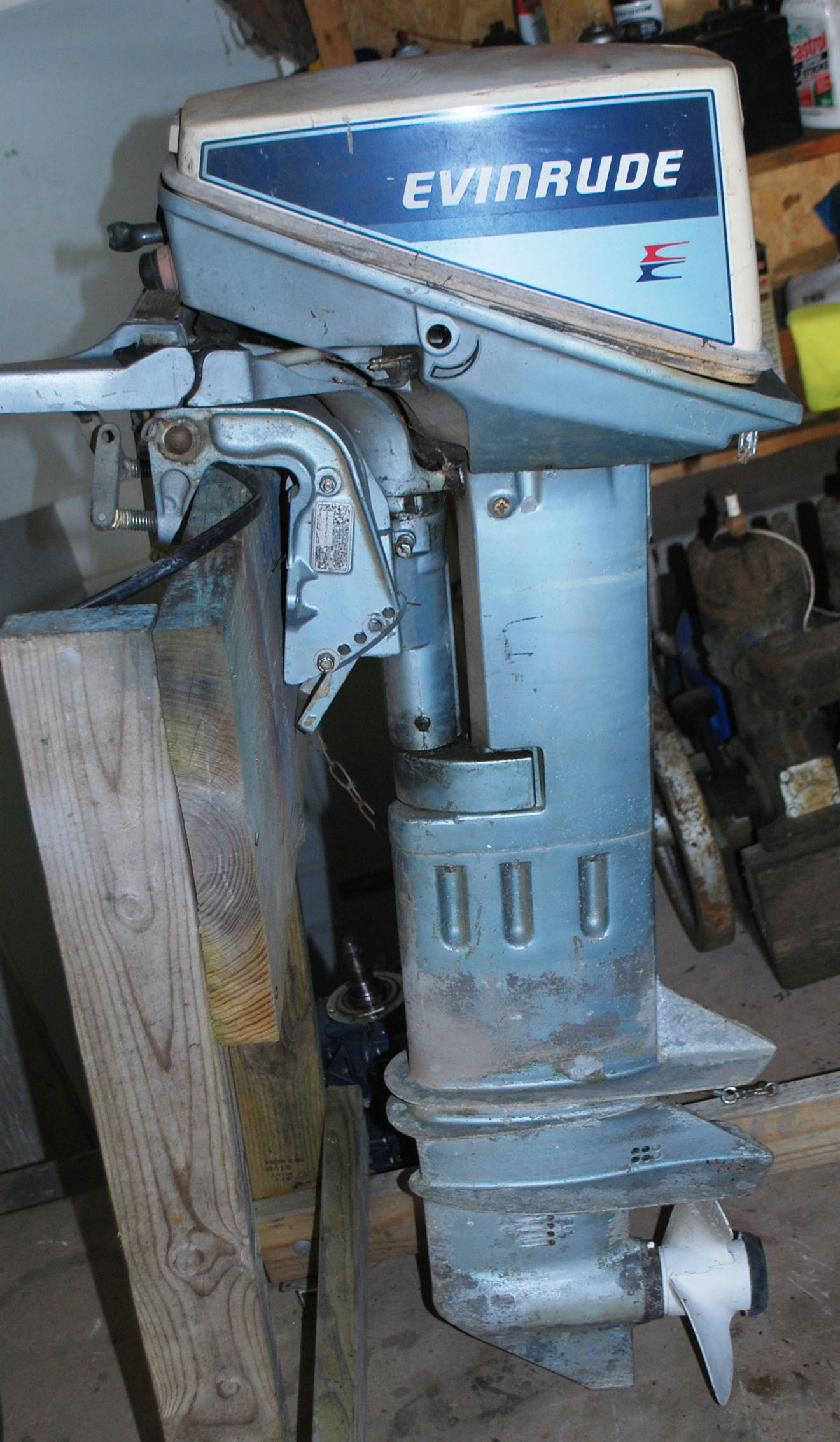 Evinrude 15 Hp >> Parts For 1984 Evinrude 15 Hp Outboard